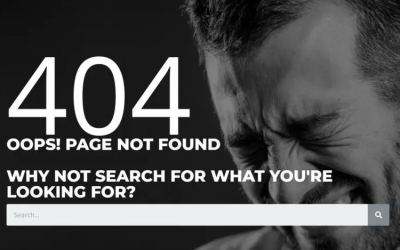 How to Create a Custom WordPress 404 Page (No Code Required)